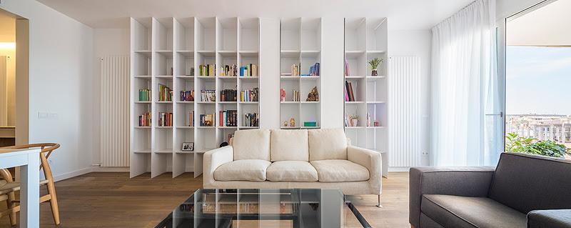 Vivienda en Sarrià-Sant Gervasi, Barcelona - Nook Architects