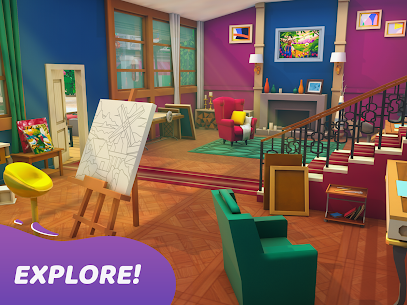 Gallery: Coloring Book Mod Apk 0.272 (Unlimited Coins/Stars/Energies/Boosters) 8
