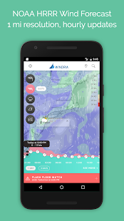 Windria - US East (NOAA) screenshot for Android
