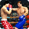 World Tag Team Super Punch Boxe Étoile Champion 3D