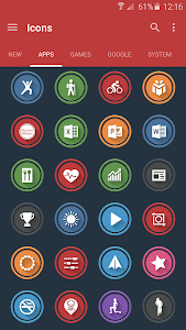 Rotox - Icon Pack v4.5