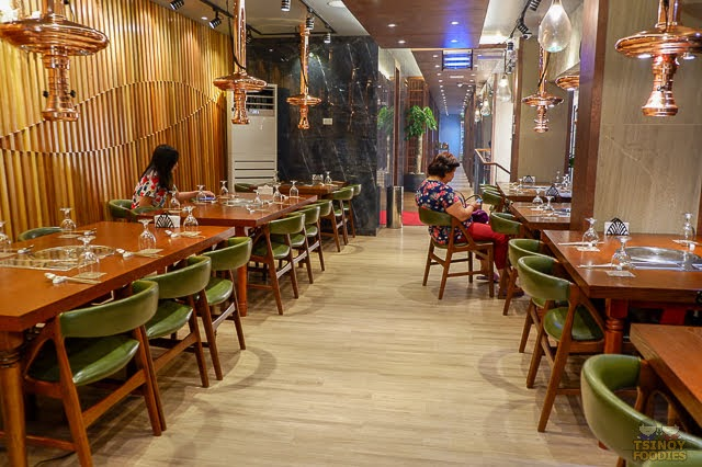 j park garden restaurant