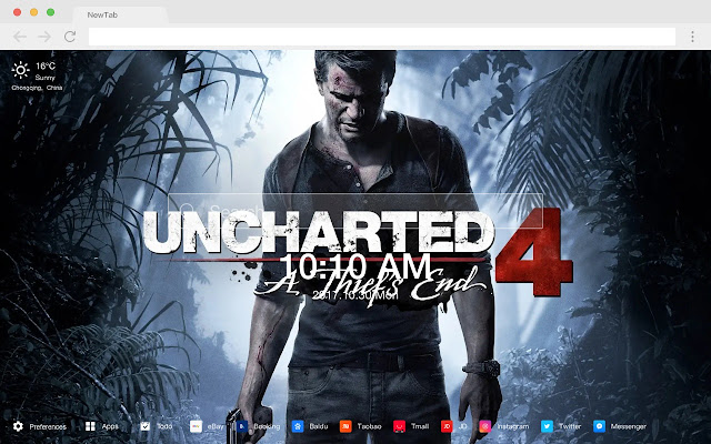 Uncharted 4 HD Wallpapers Game Theme