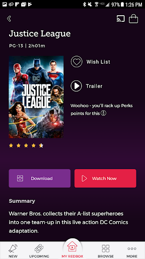 Redbox 6.40.0.1 screenshots 3