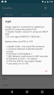 BusyBox Apk – For Android 4