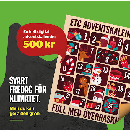 ETC Adventskalender 2020