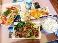 薩瓦迪Thailand food
