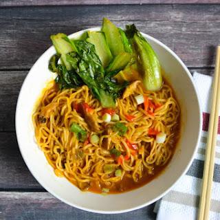 Healthy Vegan Ramen Soup Made Simple.