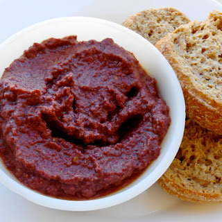 Ancient Greek Inspired Olive Tapenade.