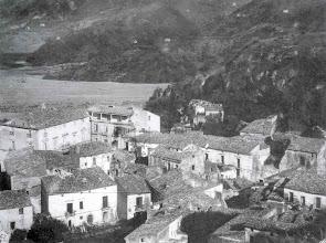 Photo: Aiello vista dal castello prima del 1905