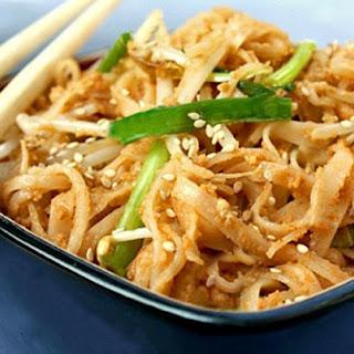 Thai Peanut Noodles - Best Ever! (gluten-free)