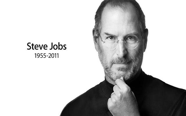Steve Jobs Theme & New Tab