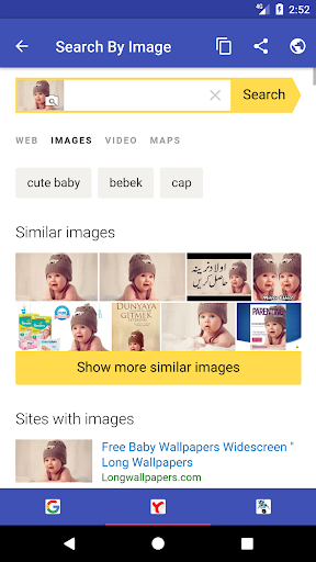Search By Image Mod Remove ADS