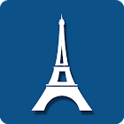 Paris City Guide icon