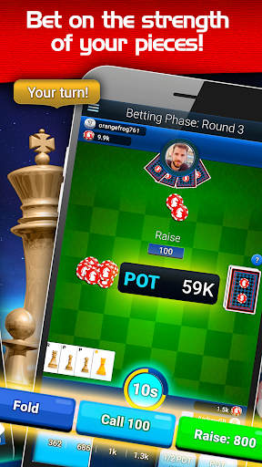 Chess + Poker = Choker Apk 2