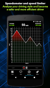 Radarbot : Speed Camera Detector & Speedometer Pro v6.3.3 Cracked APK 4