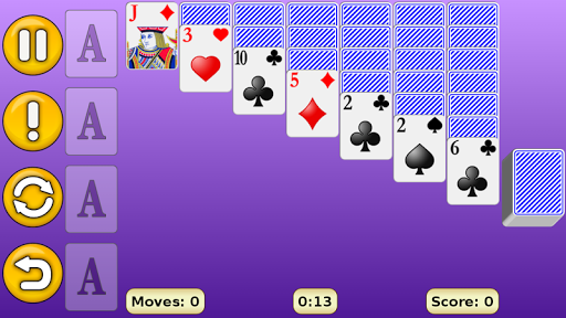 Solitaire  screenshots 12
