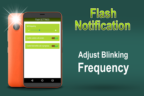 Flash Notification On Call, SMS & App Notification- screenshot thumbnail