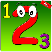 123 Numbers for Kids Pro