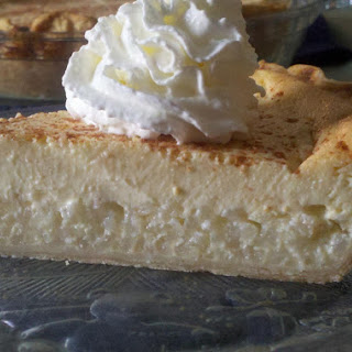 Easter Rice Pie.