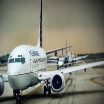Puzzle Airplane