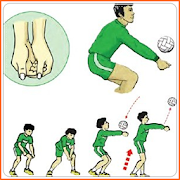 volleyball technique