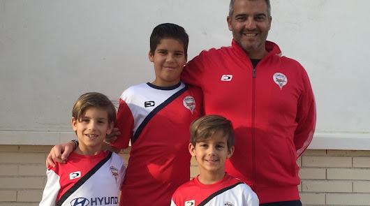 Ismael Morales y el fútbol como forma de vida