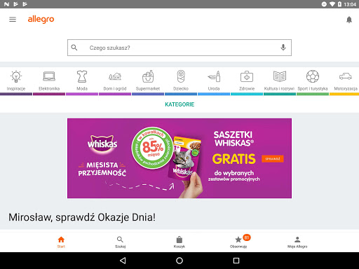 Allegro - convenient and secure online shopping screenshot 6