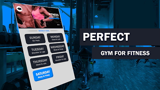 Gym Body – Perfect Fitness Workouts, Handy trainer 3