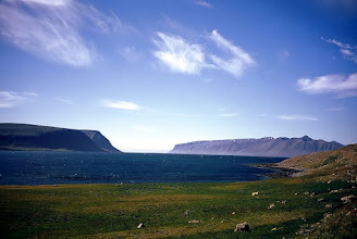 Photo: Fiord Hvalfjördur