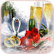 Valentine Photo Frame - Androidアプリ