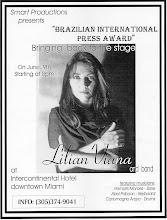 Photo: The Brazilian International Press Award -1998