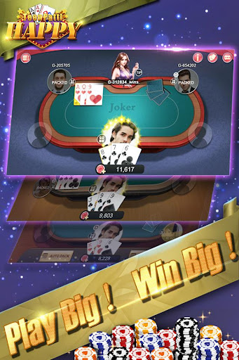 Teen Patti Happy 1.1.0.1 screenshots 2