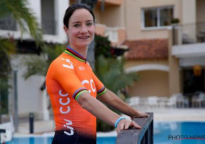 """Marianne Vos jaagt op een 3 op 3: """"Altijd een zwaar en een mooi parcours"""""""