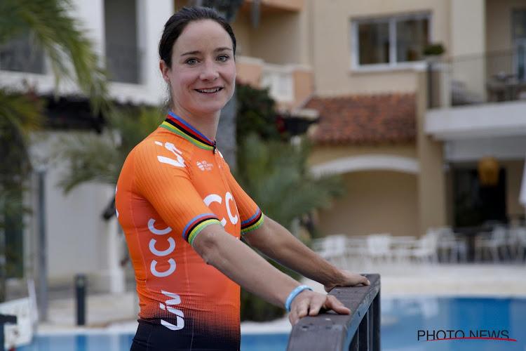 Marianne Vos half jaar na operatie klaar voor comeback en vreest niet dat CCC ook stopt met vrouwenploeg