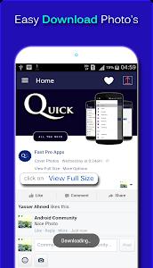 TurboWeb For Facebook screenshot 1