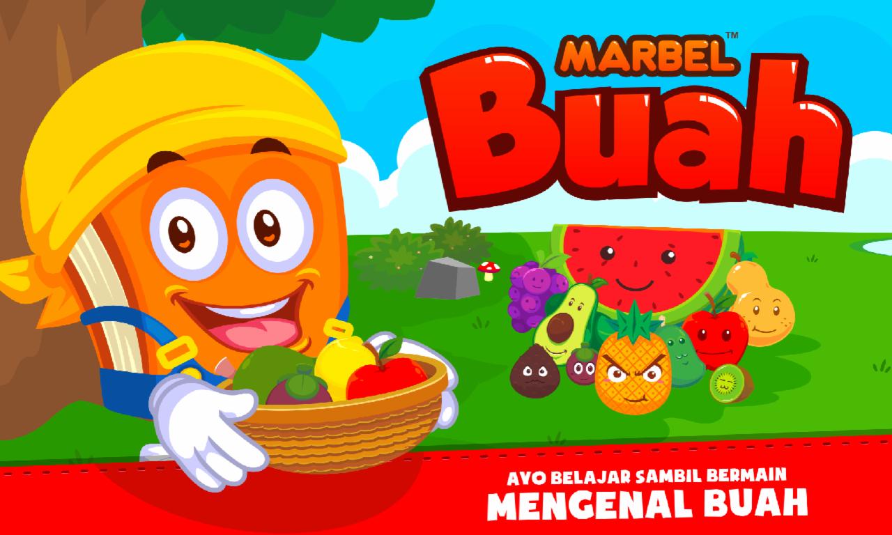 Marbel Belajar Buah Apl Android Di Google Play