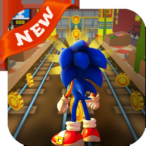 the super subway run sonic adventures