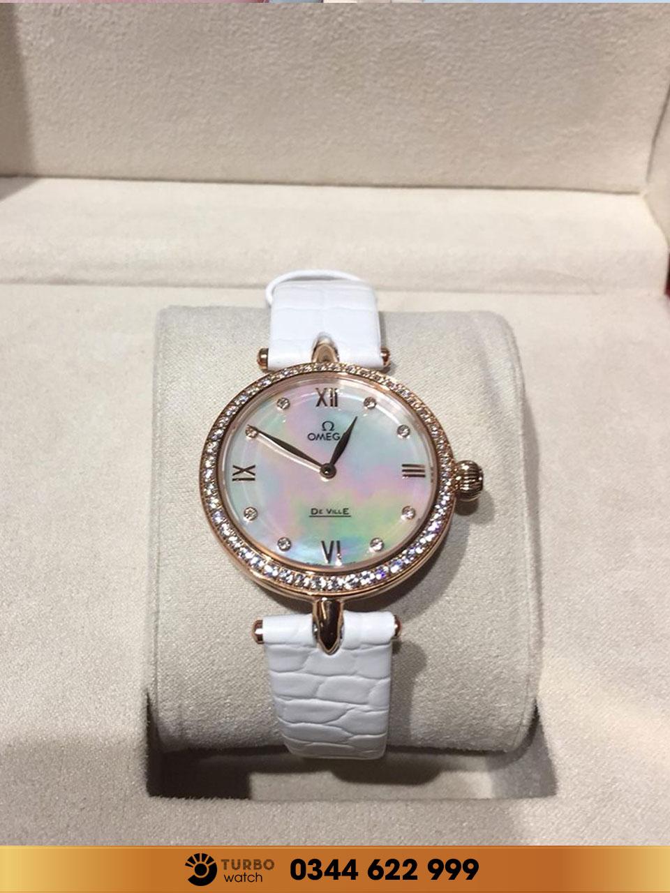 Omega là một thương hiệu đồng hồ cao cấp được thành lập bởi Louis Brandt