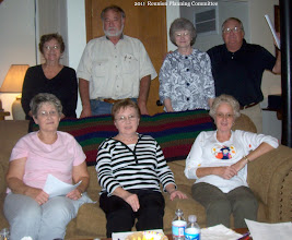 Photo: 2011  Reunion Planning Committee: Front Row Seating:  Diana Gallimore Snider,  Doris Harrison Suggs,  Peggy Gallimore Harrison Back Row L to R:  Jean Markham Hunt,  Tommy Morris,  Vonnie Buie Steed,  Ronnie Steed - more stuff at: http://Class65.com