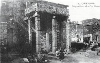 Photo: Antigo Hospital de San Lázaro (dos Gafos)