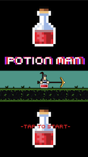 PotionMan - Go UP! - náhled