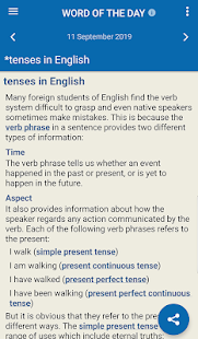 Oxford Grammar and Punctuation Screenshot