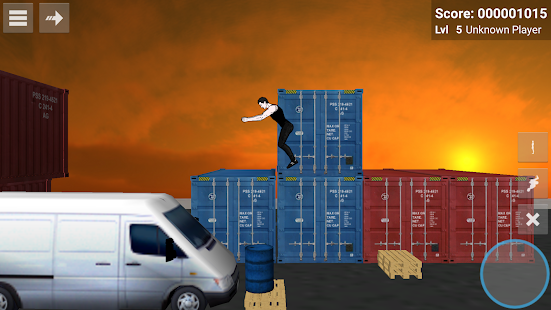 Backflip Madness Screenshot