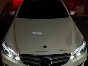 Eクラス ステーションワゴン W212 E250AVのカスタム事例画像 タッカーさんの2020年10月27日00:14の投稿