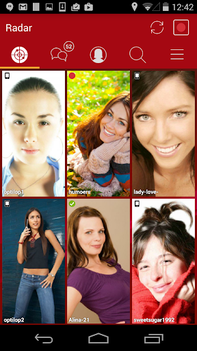 LESARION - lesbian dating & chat 2.5.16 androidtablet.us 1