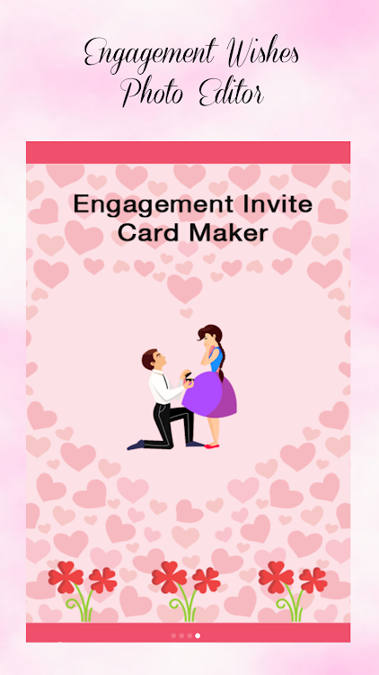 Engagement Invitation Card Maker Android Apps Appagg