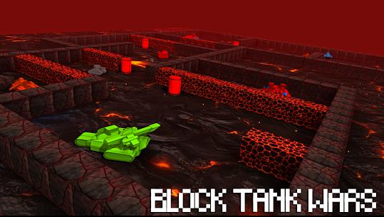 Block Tank Wars Mod Apk (Unlocked) 4