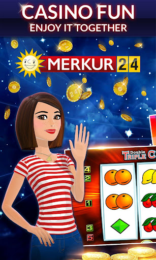 MERKUR24 u2013 Online Casino & Slot Machines  screenshots 1