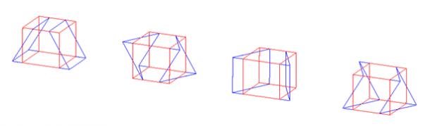ANSYS Варианты деформирования элемента в форме «песочных часов» (hourglassing)